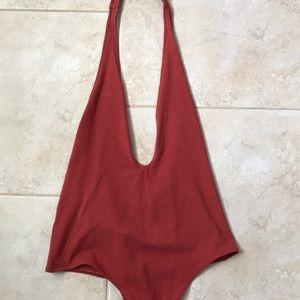 Express Thong Bodysuit